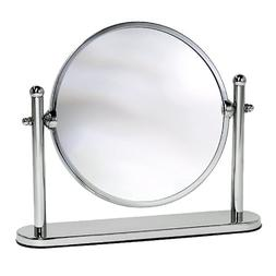 Gatco 1391 Magnified Table Mirror, Chrome