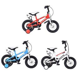 """16"""" Children Kids Boys Girls Freestyle Bicycle with Training"""