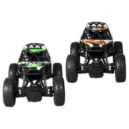 4WD Monster Truck RC Cars for Kids, Off-road Vehicle Toys fo