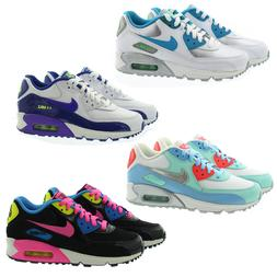 Nike 724852 Kids Youth Boys Girls Air Max 90 Low Top Running