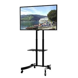 KRIEGER KMC370 Mobile TV Stand/Rolling monitor trolley with