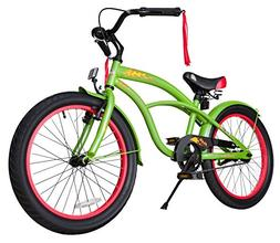 Bikestar 20 Inch  Kids Children Bike Bicycle - Cruiser - Gre
