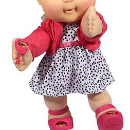 "Cabbage Patch Kids 14"" Kids - Blonde Hair/Blue Eye Girl Doll"