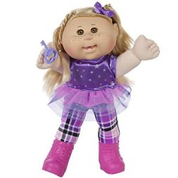 "Cabbage Patch Kids 14"" Kids - Blonde Hair/Brown Eye Girl Dol"