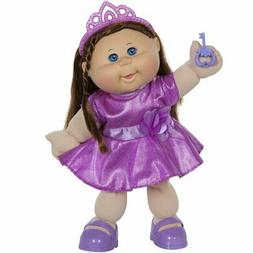 "Cabbage Patch Kids 14"" Kids - Brunette Hair/Blue Eye Girl Do"