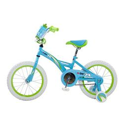 Kawasaki Monocoque Kid's Bike, 16 inch Wheels, 11 inch Frame