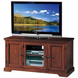 Leick Riley Holliday Westwood TV Stand, 50-Inch, Brown Cherr