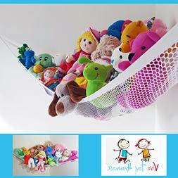 Viva Toy Hammock - A Fun Way To Tidy & Display Toys, Bedding