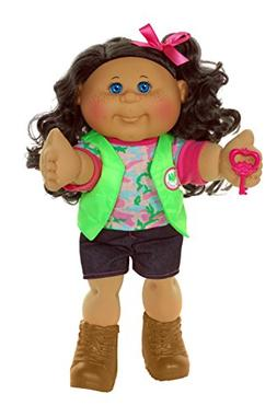 Cabbage Patch Kid 14 Inch Adventure Doll - Brunette