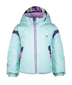 Obermeyer Kids Baby Girl's Twist Jacket  Seaglass 8