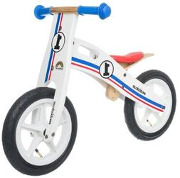 BIKESTAR Original Safety Wooden Lightweight Kids First Balan