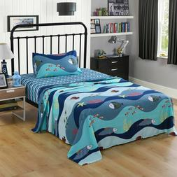 bed sheets for kids girls boys teens