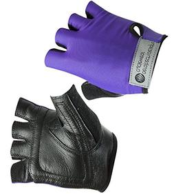 AERO|TECH|DESIGNS Child Bike Gloves in Purple Small