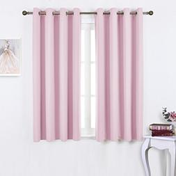 NICETOWN Blackout Curtains for Girls Room - Thermal Insulate
