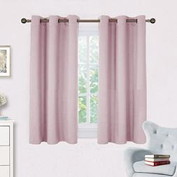NICETOWN Blackout Draperies Curtains for Girls Room, Nursery