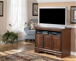 Burnished Brown TV Stand - Signature Design by Ashley Furnit