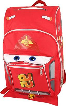 cars shaped toddler backpack