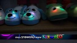 Glowerz Childerns Slippers As Seen On TV Kids Clothing Footw