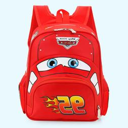Children Cartoon 3D Car School Bags Boys <font><b>Girls</b><