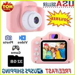 Children Gifts for 3 4 5 6 7 Year Old Girls,Digital Camera f