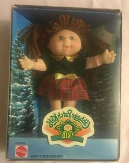 """Christmas 1998 Cabbage Patch Kids 5"""" Holiday Girl Doll - N"""