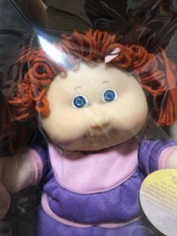 COLECO rare 1988 Cabbage Patch TODDLER KID, IN BOX, Red Hair