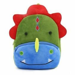 Dinosaur Toddler Kids Backpacks Cute Plush Little Girls Boys