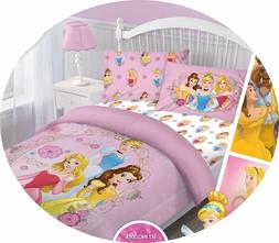 DISNEY CARTOONS BEDDING BED COMFORTER SET KIDS TEENS GIRLS C