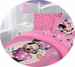 DISNEY CARTOONS BEDDING BED COMFORTER SET KIDS TEENS GIRLS P