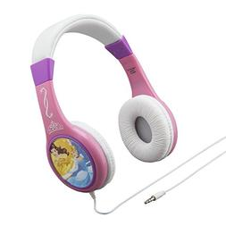 Disney Kid Friendly Wired Headphones Volume Limited for Safe