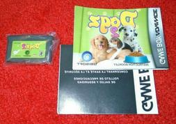 Dogz 2 for your Nintendo GAMEBOY ADVANCE GBA system NEW KIDS
