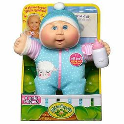 Cabbage Patch Kids Electronic 11 Deluxe Sing N Snuggle - Blo