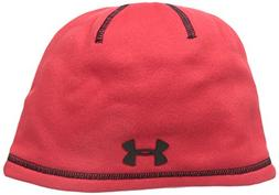 Under Armour Little Boys' Elements 2.0 UA Beanie, Red, 4-7