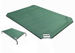 Coolaroo Elevated Pet Bed Replacement Cover Large Brunswick