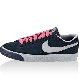 Nike Girl's Flex 2014 Run Grey/Pink 12.5