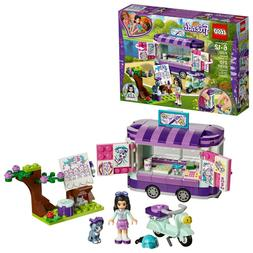 LEGO Friends Emma's Art Stand 41332 Building Set