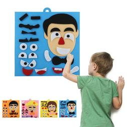 Fun Children Early Education Facial Expression Puzzle Educat