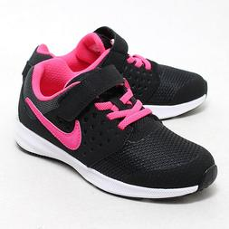Nike Girls DOWNSHIFTER 7  Kids shoes Sneakers Size: 10.5C, 1