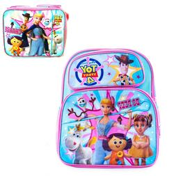 Girls Toy Story 4 Backpacks School Bag for Kids Book Luggage
