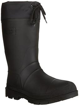 Kamik Men's Hunter-M Snow Boot, Black, 8 M US