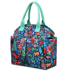 Insulated Lunch Bag Adult Lunch ToTe Bag for Work School Wom