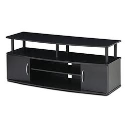 Furinno Jaya Large Entertainment Center Hold up to 50-in TV,