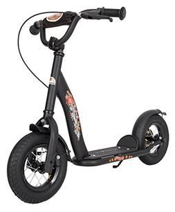 Bikestar 10 inch  Kids Kick Scooter Black