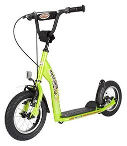 BIKESTAR® Original Safety Pro Sport Push Kick Scooter Kids