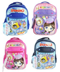 Kids Backpacks Cartoon School Bags Boys Girls Child Travel B