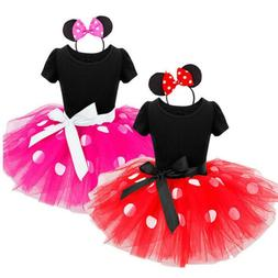 kids girls baby toddler minnie mouse party