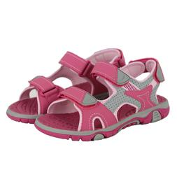Khombu Kids Girls Beach Pool River Water Park Sandals Flip F
