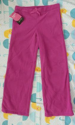 kids girls microfleece pants