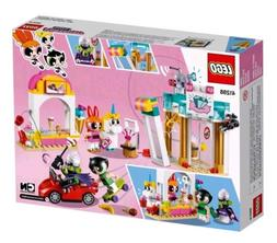 LEGO Kids PowerPuff Girls Mojo Jojo Strikes Building Blocks
