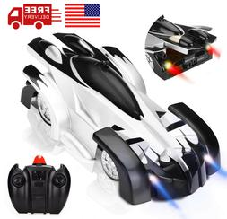 Kids RC Toy Wall Climbing Car Remote Control Vehicle Gift Fo